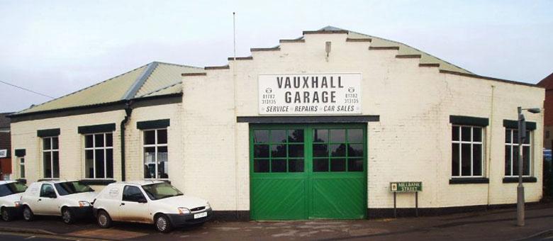 Vauxhall Garage Quality Used Car Dealership Stoke On